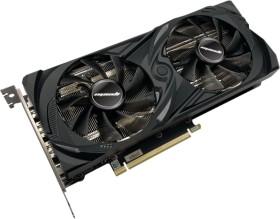 Manli GeForce RTX 3060 LHR, M-NRTX3060/6RFHPPPV2-M2480, 12GB GDDR6, HDMI, 3x DP (N63030600M24803)