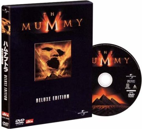The Mummy (1999) (Special Editions) (UK) -- via Amazon Partnerprogramm