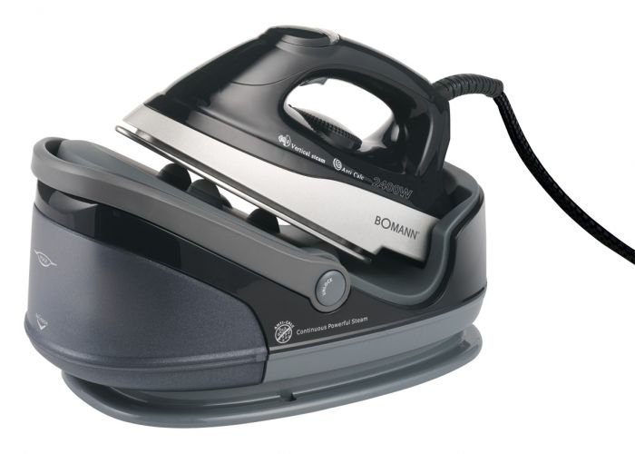 Bomann DBS778 steam generator iron