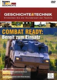 Discovery Geschichte & Technik: Combat Ready - Bereit zum Einsatz (DVD)