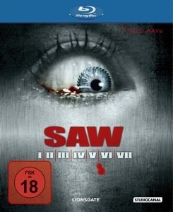Saw Box (Filme 1-7) (Blu-ray)