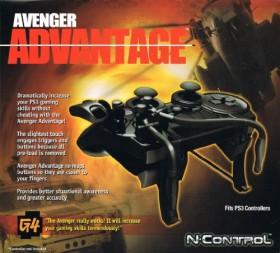 The Avenger controller attachment (Xbox 360)