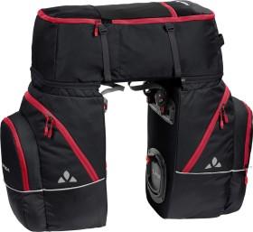 VauDe Karakorum luggage bag black/red (12409-031)
