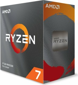AMD Ryzen 7 3800XT, 8C/16T, 3.90-4.70GHz, boxed ohne Kühler (100-100000279WOF)