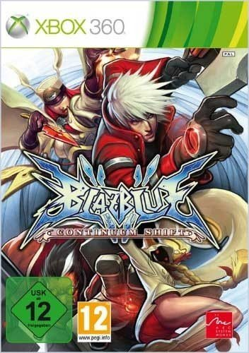 BlazBlue - Continuum Shift (deutsch) (Xbox 360) -- via Amazon Partnerprogramm