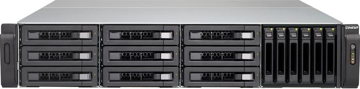 QNAP TVS-EC1580MU-SAS-RP-16G-R2 36TB, 2x 10GBase, 4x Gb LAN, 2HE