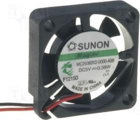 Sunon MC25060V2 5V, 25mm (MC25060V2-000U-A99)