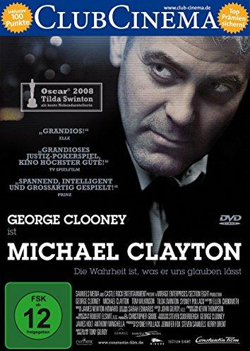 Michael Clayton -- via Amazon Partnerprogramm