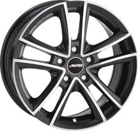Autec type Y Yucon 7.5x17 5/100 black (various types)