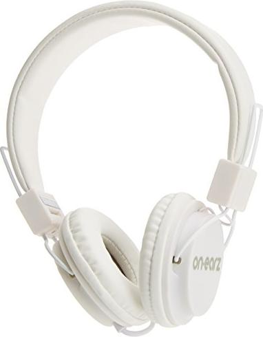 on-earz LOUNGE weiß/fuchsia -- via Amazon Partnerprogramm