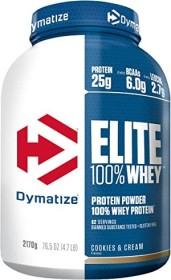Dymatize Elite 100% Whey BCAA Kekse/Creme 2.1kg (25127401)