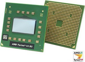 AMD Turion 64 X2 TL-50, 2x 1.60GHz, tray
