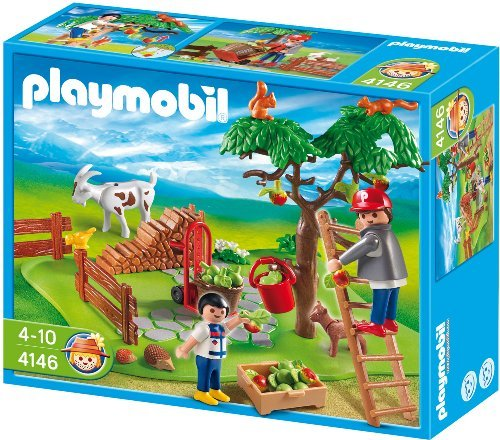 playmobil - Country - KompaktSet Apfelernte (4146) -- via Amazon Partnerprogramm