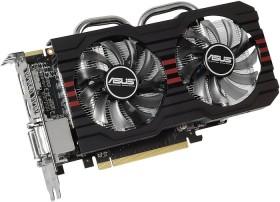 ASUS R7260X-DC2OC-1GD5 DirectCU II OC, Radeon R7 260X, 1GB GDDR5, 2x DVI, HDMI, DP (90YV0523-M0NA00)