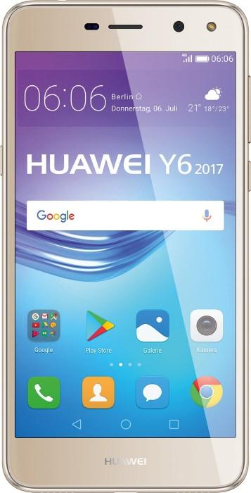 Huawei Y6 (2017) Dual-SIM gold