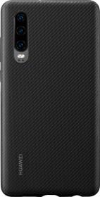 Huawei PU Case für P30 schwarz (51992992)