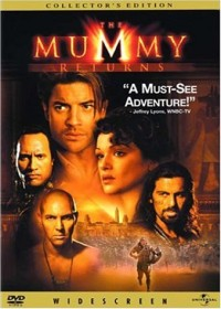 The Mummy Returns (Special Editions) (DVD) (UK)