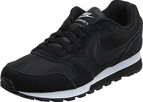 online retailer 0576b 596d7 Nike MD Runner 2 black white (ladies) (749869-001)