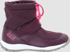Jack Wolfskin Kiwi WT Texapore Mid purple/pink (Junior) (4036201-2819)