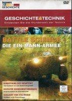 Discovery Geschichte & Technik: Battle Science - Im Zielvisier (DVD)
