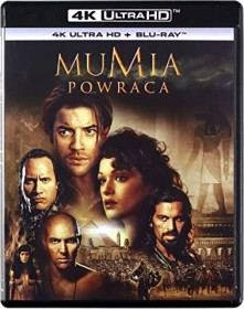 The Mummy Returns (Blu-ray) (UK)