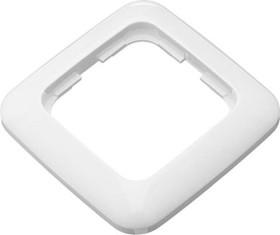 Busch-Jaeger cover frame 1-way frame, alpine white (2511-214)