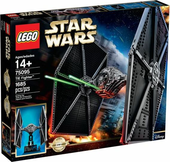LEGO Star Wars Exclusives - TIE Fighter (75095)