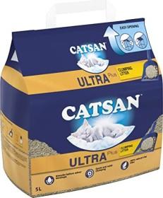 Catsan Ultra Plus cat litter 15l (3x 5l)
