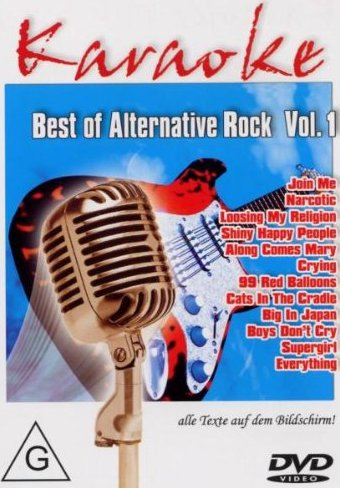 karaoke: Alternative Rock -- via Amazon Partnerprogramm
