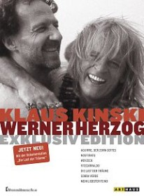 Klaus Kinski & Werner Herzog Edition (DVD)