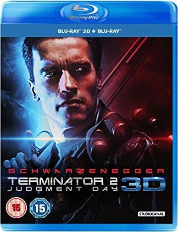Terminator 2 - Judgment Day (Blu-ray) (UK) -- via Amazon Partnerprogramm