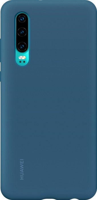 Huawei Silicone Car Case für P30 blau (51992850)