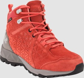 Jack Wolfskin Cascade Hike LT Texapore Mid red/orange (Damen) (4035501-2137)