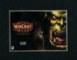 WarCraft 3 - Collector's Edition (angielski) (PC)