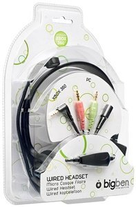 BigBen Gaming headset (Xbox 360) (BB286489)