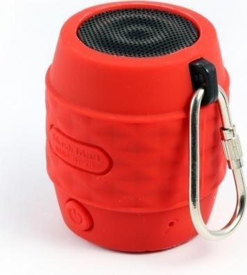 Technaxx MusicMan Nano Bank Soundstation BT-X19 rot