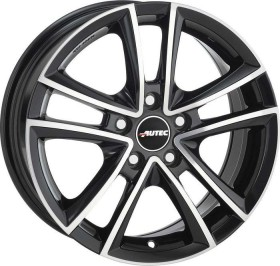 Autec type Y Yucon 7.5x17 5/114.3 black (various types)