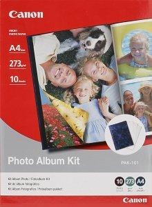 Canon PAK-101 Foto Album Kit 13x18, 273g, 10 Blatt (0041B004)