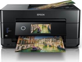 Epson Expression Premium XP-7100, Tinte, mehrfarbig (C11CH03402)