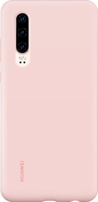 Huawei Silicone Car Case für P30 pink (51992846)