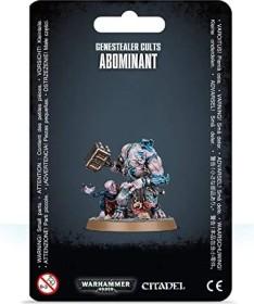Games Workshop Warhammer 40.000 - Genestealer Cults - Abominant (99070117009)