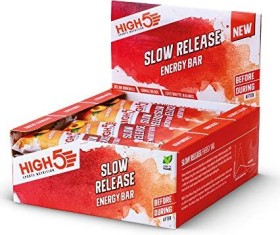 High5 Slow Release Energy Bar Apricot 640g (16x 40g)