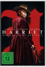 Harriet - Der Weg in die Freiheit (DVD)