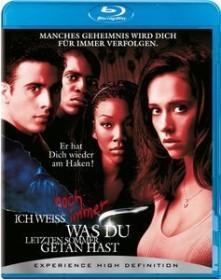 Ich weiß noch immer, was du letzten Sommer getan hast (Blu-ray)