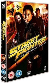 Street Fighter - The Legend Of Chun-Li (UK)