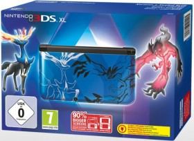 Nintendo 3DS XL Pokemon X - Limited Edition Bundle blau