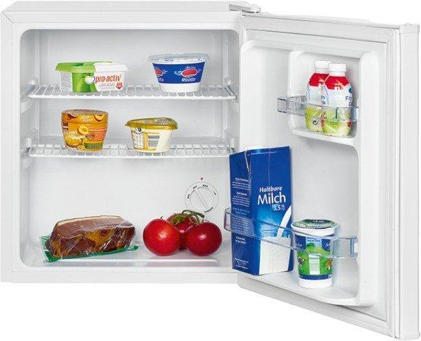 Kühlschrank Von Bomann : Bomann kb tisch kühlschrank weiß ab u ac