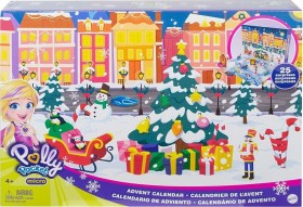 Mattel Polly Pocket Advent Calendar 2020 (GKL46)