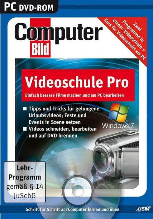 S.A.D. computer Image: Videoschule Pro (German) (PC)