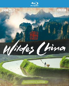 BBC: Wildes China (Blu-ray)